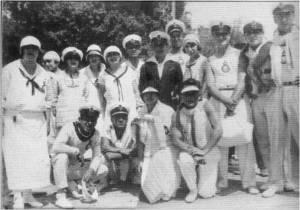 1928 Bayan Kürekçiler