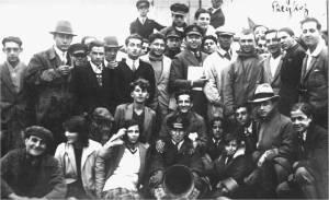 1929, 27 Eylül tarihinde Kürekçiler Beykoz'da yapılan yarışlara giderlerken