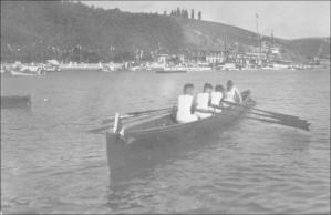 1930'lar Bir üç çifte yarışı başlarken