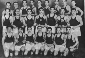 1934 Kadri-Burhanullah-Fahamettin-Fethi-Cihat OranKemal Özbek-Haluk Sadak-Nevin HassanSüreyya Macur–Vahap-Emcet AliSonder-Suat Ulagay-Sabri Çakın