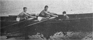 1934 yılında bir iki çifte ekibimiz Serdümen Fethi Gürel - Hamla Kemal Özbek - Sıvırya Hilmi Sakacı