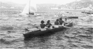 1937, 33 Kuruluş Yıldönümünde Bebek önlerinde