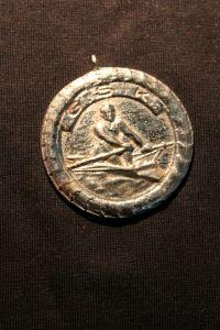 1938 Nevin Hassan'ın kazandığı bir Madalya