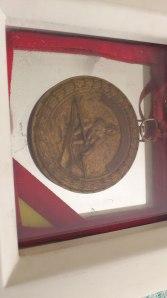 1940 Reha İrenin kazandığı madalya