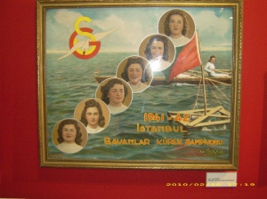 1941-42 Bayan Şampiyonlar