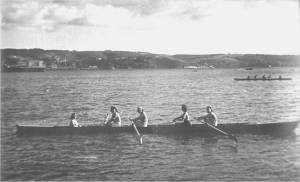 1943 yılında şampiyon olan Galatasaray Bayanlar dört teki Serdümen .........- Nimet Hanyalı - Güzel Songülen - Zahide Vaniköy - Suzan Erdilek