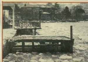 1954 Boğazda buzlar