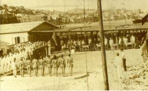 1957 Adanın açılış merasimi