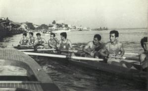 1966 İstanbul Şampiyonu sekiz tek