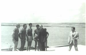1967 Ankara Şampiyona 4 tek dümencili ekibi