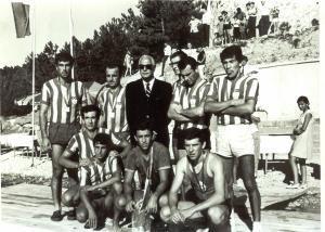 1967 Ankara Emir Turgan, Turgu Aksoy,Eftal Nogan, Celal Gürsoy, Cüneyt Günsel, Fethi Karaer,erdal Gnüsel,Yunus Yılmaz,Edip Gezgöç, Mustafa Akbulut