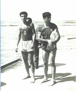 1967 Ankara Türkiye Şampiyonası Erdal Günsel Emir Trgan