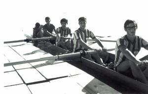 1967 sekiz tek Celal Gürsoy, Cüney Günsel, Fethi Karaer, Edip Gezgöç