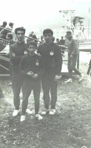 1967 Villach Erdal Günsel, Yunus Yılmaz, Emir Turgan