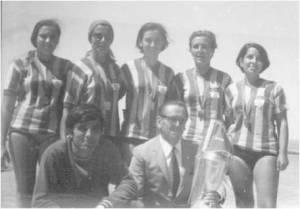 1968 Bayanlar