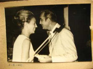 1970, 5 Eylül, Denizciler Gecesi, İnci yar ve Ali Uras
