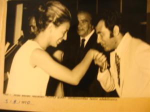 1970, 5 Eylül Denizciler gecesi, İnci Yar ve Metin Oktay