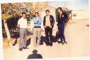 1970 Boraniç, Celal Gürsoy, Erdinç Karaer, Ahmet Şenkal