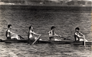 1976, 20 Haziran Marmara Kupası Yarışları Tayfun Özkök-Faruk AlgurAhmet Şenkal-Yunus Yılmaz
