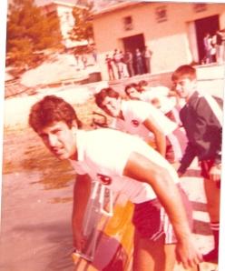 1978 4+ Orçun, Fatih, Taner, Kenan, Dümenci Can.