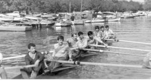 1979 Bostancı-Moda Maratonu Birincisi ekip
