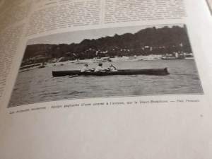 L'ILLUSTRATION mecmuasının 22 Ağustos 1925 sayısında Türkiye hakkında bir yazıdan.