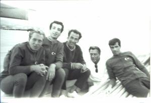 Remzi Tan, Erdal Günsel, Tankut Hülagü, Korel, Emir Turgan
